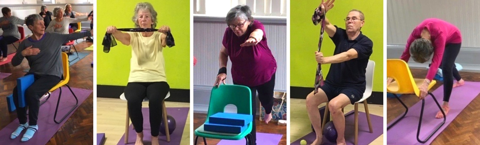 Chair-based Yoga at Bradley Stoke Physio & Health